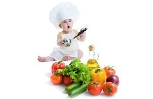 научить ребенка готовить