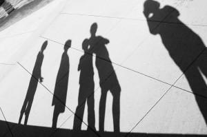 игры с тенью