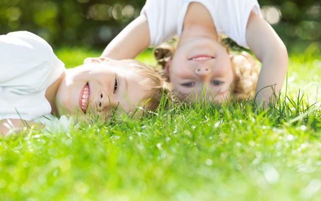 Игры на улице для детей от 2-х лет