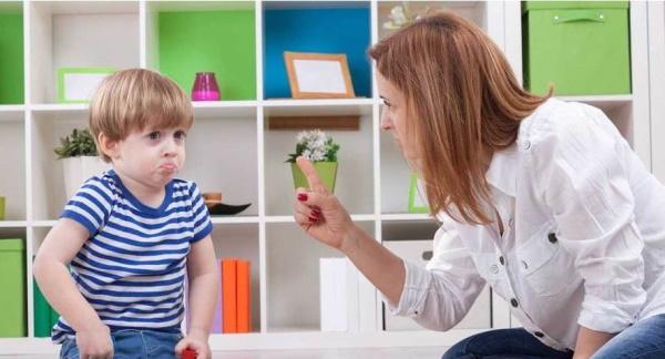 Навязчивые действия детей