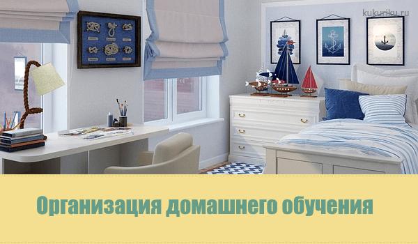 организация домашнего обучения
