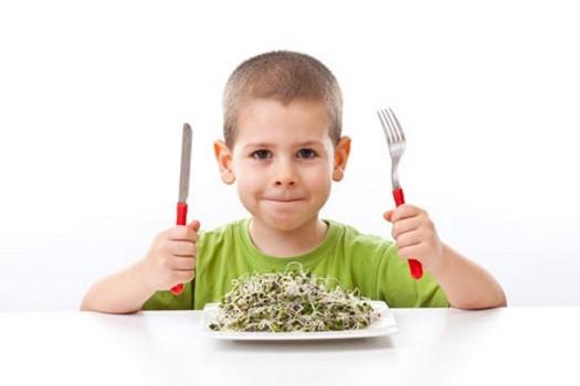 Питание ребенка в 9 лет