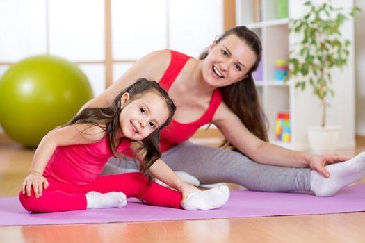 Как привлечь ребенка к выполнению зарядки
