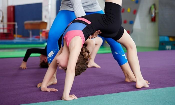 Детская корригирующая гимнастика
