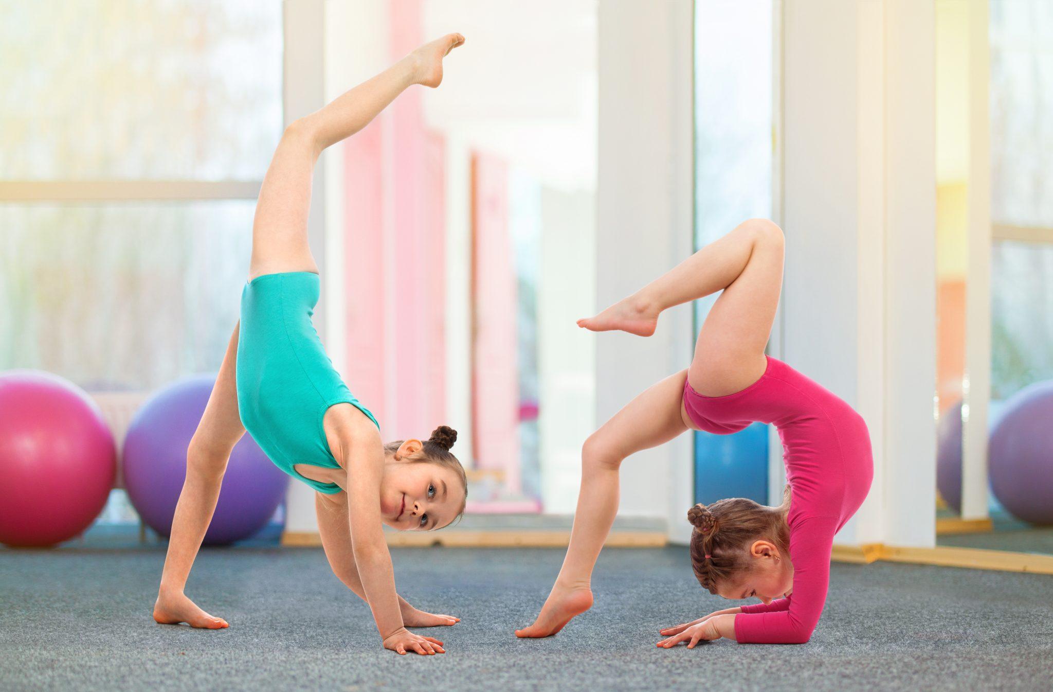 Детская гигиеническая гимнастика