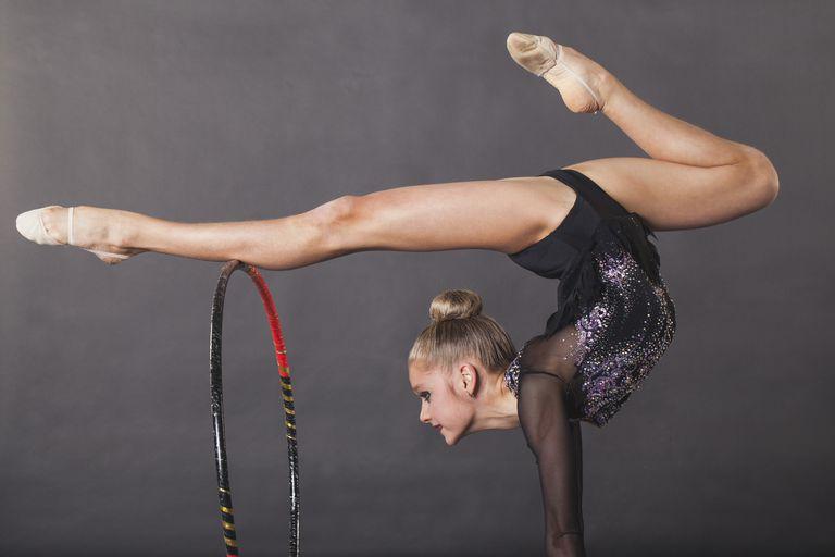 Профессиональная художественная гимнастика
