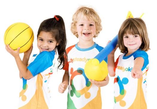 Виды спорта для дошкольников
