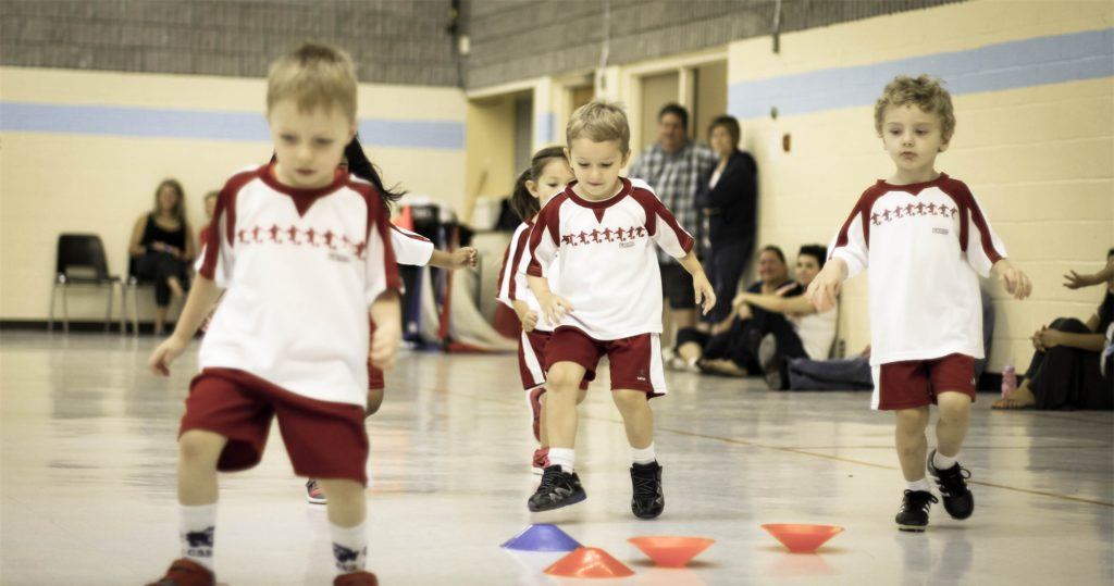 Каким спортом можно заниматься ребенку до 4 лет