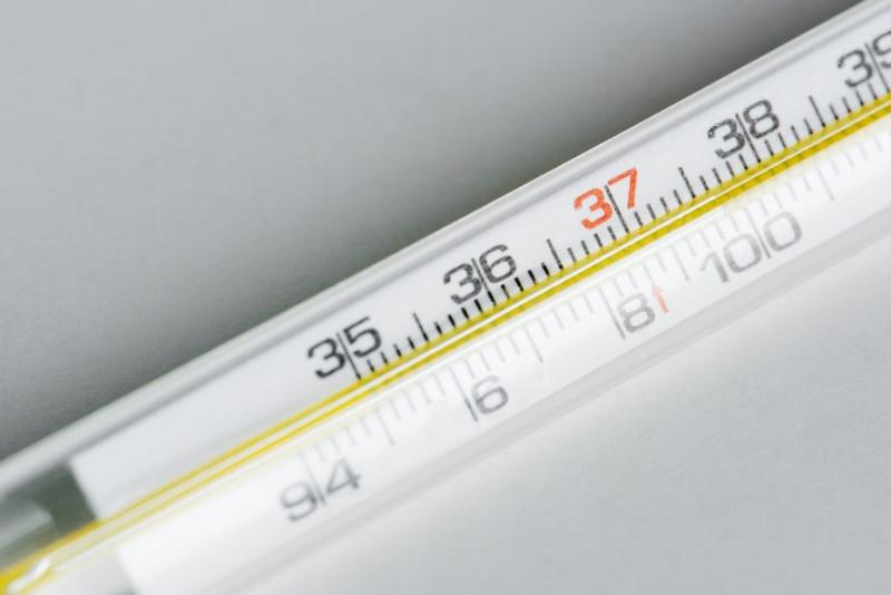 как правильно измерить ребенку температуру