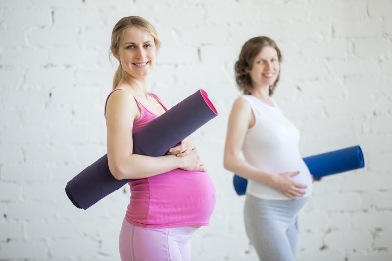 можно ли беременной заниматься спортом в 1 триместре