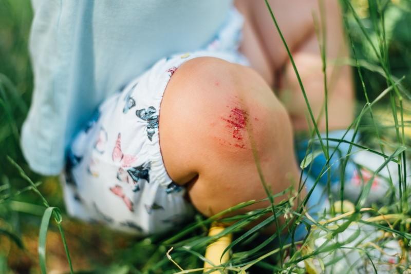 какие раны у ребенка можно лечить дома