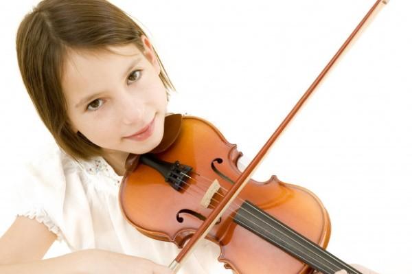 Маленький скрипач