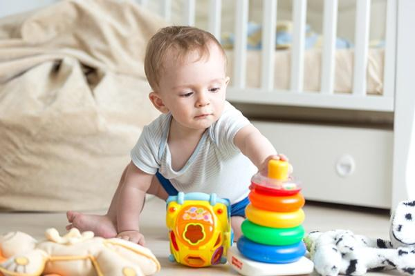 Игра ребенка в 1-2 года