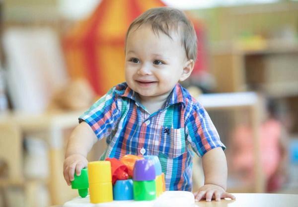 Интеллектуальная сфера ребенка в 2-3 года