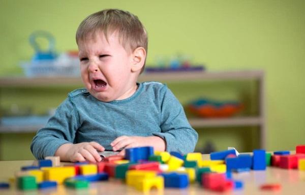 Трудности возраста 3-4 года