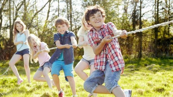 Положительное влияние экологии на детей
