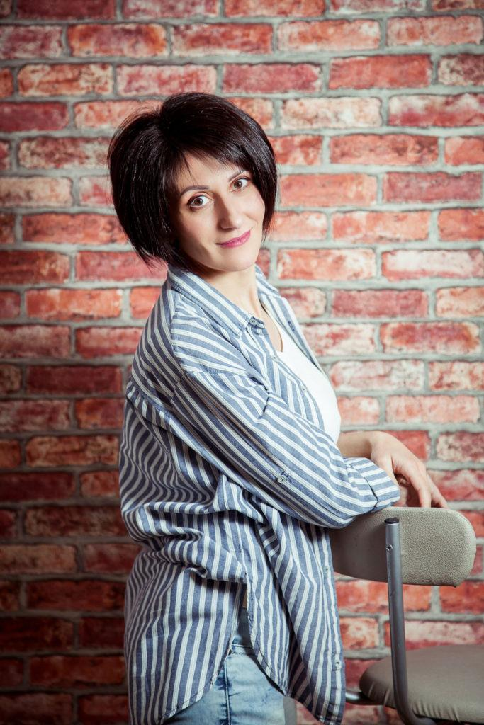Автор курсов и тренингов - психолог, гештальт-терапевт Ася Абовян